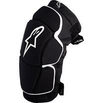 Alpinestars Morzine Elbow Guard, Small/Medium, Black/White
