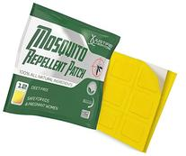 Mosquito Repellent Patch 12 Pack - Contains All Natural