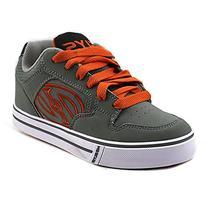 Adult's Heelys Motion Gray/Orange Skate Shoes HSY703