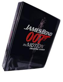 James Bond 007 in Motion Trading Card Album