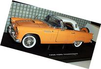 Motormax 1/18 Scale - 73176 1956 Ford Thunderbird red /