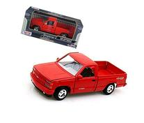 Motormax 1992 Chevy 454SS Pickup Truck 1/24 Scale Diecast
