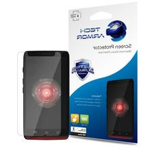 Droid ULTRA Screen Protector, Tech Armor High Definition HD-