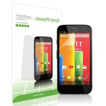 amFilm® Motorola Moto G  Screen Protector Anti-Glare/Anti-