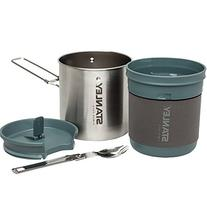 Stanley Mountain Compact Cook Set, Stainless Steel, 24-Ounce