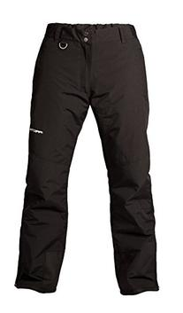 Arctix Men's Mountain Premium Ski Pants, XX-Large, Black