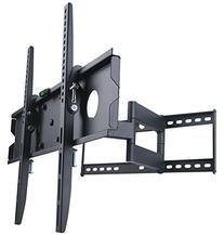 TsirTech® Mounts Flush Tilt Four Arms  Flat Screen TV Wall