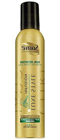 Suave Professionals Mousse, Luxe Styling Infusion Soft Touch