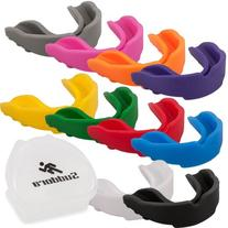 Suddora Mouth Guards - Protective Sports Safety Gear w/