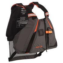 ONYX MoveVent Dynamic Paddle Sports Life Vest, Orange,