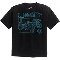 LEGO Boys' Batman Movie Batmobile Graphic Tee