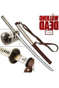 Walking Dead MC-WD001P Officially Licensed Samurai Sword