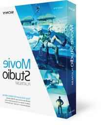 Sony Creative Software Movie Studio v.13.0 Platinum - Video