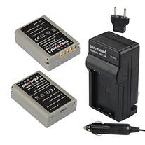 Newmowa BLN-1 Battery  and Charger kit for Olympus BLN-1,