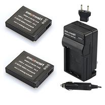 Newmowa DMW-BCM13 Battery  and Charger kit for Panasonic DMW