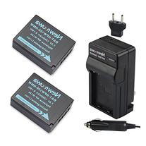 Newmowa NP-W126 Battery  and Charger kit for Fujifilm NP-