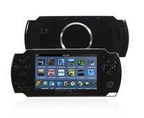 4.3' 4GB MP3/MP4/MP5 Media Game Player -Black