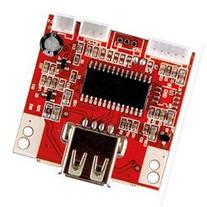 MP3 player Component Velleman VM202N 9 Vdc, 12 Vdc