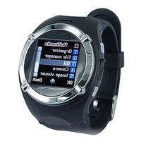 BLUBOON MQ998 Cell Phone Watch Mobile With Video Recorder