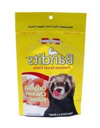 Marshall Pet Products MR00384 Bandit Ferret Treats Chicken