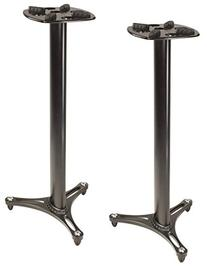 Ultimate Support MS90 Studio Monitor Stands, Black, 45 Inch