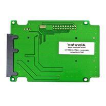 Aleratec 50mm mSATA to SATA Adapter  - 2 Pack