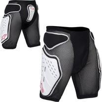 Alpinestars MTB Bionic Shorts, XX-Large, Black/White