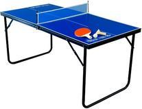 Park & Sun Sports Indoor/Outdoor Mini Table Tennis Table
