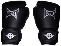 TapouT Elite Boxing/Muay Thai Gloves, Black, 12-Ounce