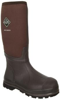 MuckBoots Chore Cool High Waterproof Work Boot,Brown,11 M US