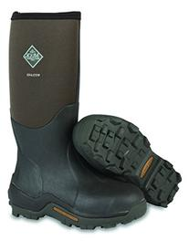 Muck Boots Mens Wetland Premium Hunting WP Winter 11 Brown