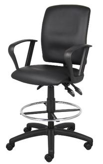 Boss Office Products B1647 Multi-Function LeatherPlus