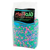 Glofish Multi color Fluorescent Aquarium Tank Gravel, 5 Lbs