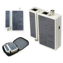 Multi Network Cable Ethernet Tester Remote LAN RJ45 BNC Test