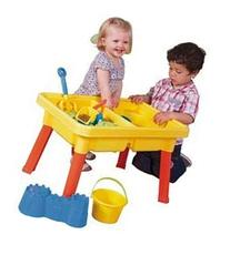 CHIMAERA Multi-Play 2-in-1 Sandbox / Sand and Water Table
