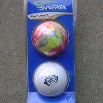 Brine Multi Turf Field Hockey Practice Ball 2 Pack