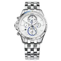 Jiusko Mens Multifunction Quartz Tachymeter Chronograph