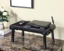 Kings Brand Multifunctional Laptop Table Stand With Cooling