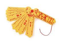 Learning Wrap-ups Multiplication Keys, Yellow