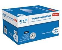 """Staples Multipurpose Inkjet & Laser Paper, 8.5 X 11"""", 5000"""
