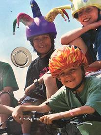 Multisport Helmet Cover - Jester