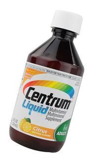 Centrum Liquid Adults  Multivitamin and Multimineral Supplement