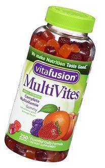 VitaFusion MultiVites Gummy Vitamins for Adults 250 Count