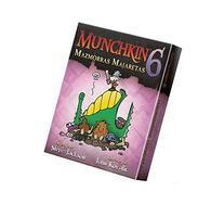 Steve Jackson Games Munchkin 6 – Demented Dungeons