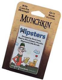 Munchkin Hipsters Card Game