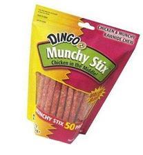 64add221e8f00 Dentley's Rawhide Munchy Sticks Dog Treats   Searchub