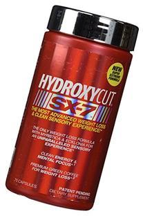 Hydroxycut SX7 140 caps