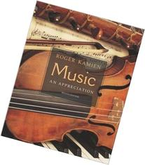 music an appreciation 8th edition
