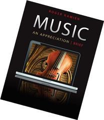 Music: An Appreciation, Brief Edition- Standalone book
