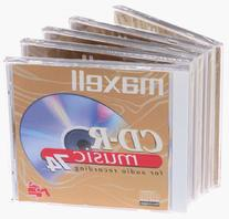 Maxell 74-minute Music CD-R